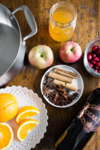 Homemade Spiced Wine Recipe American Kitchen Cookware