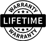 lifetime-warranty logo
