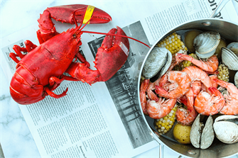 Cape Cod Seafood Boil For Two