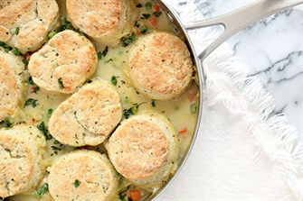 Comforting Chicken Pot Pie